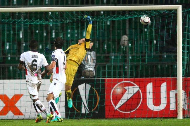 EL: Battu 5-2, Nice n'a pas trouvé Krasnodar si fort que ça