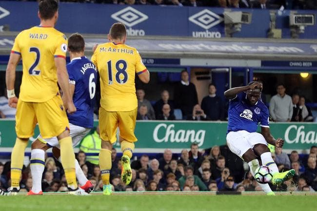 Everton - Crystal Palace 1-1