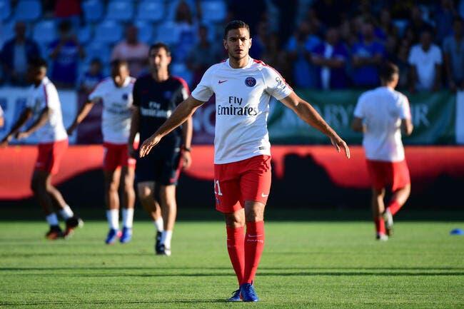 PSG: Ben Arfa est de retour!