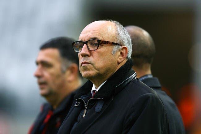 Rennes : Ruello pète un câble et menace ses joueurs !