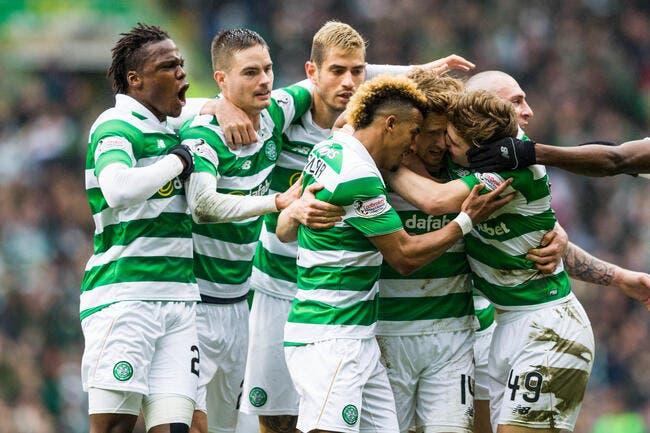 Moussa Dembélé sacré champion d'Ecosse sans jouer — Celtic