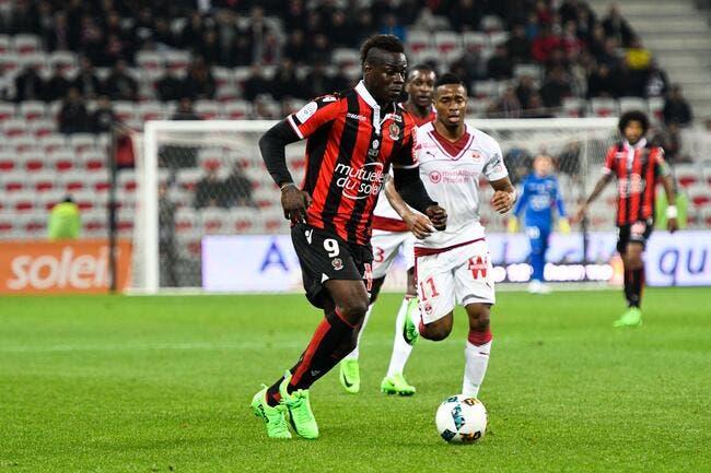 Nice - Bordeaux : 2-1