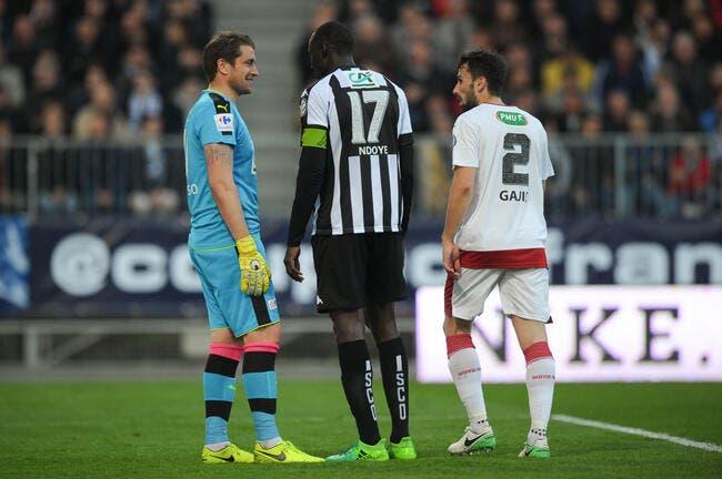 FCGB: Bordeaux éliminé, Carrasso est en partie satisfait