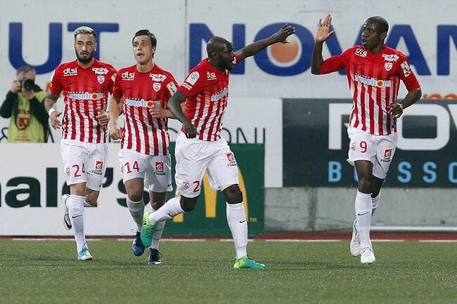 L1 : L'OL prend une raclée, Lorient, Bastia et Nancy se révoltent