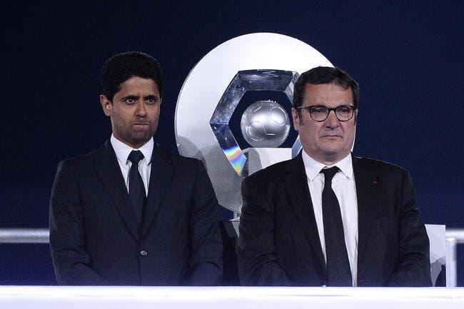 PSG : Le PSG accuse toujours plus fort la LFP et le Parc OL !