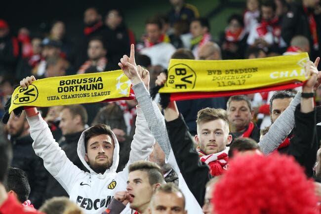 Dortmund lance une opération pour héberger les supporters de Monaco