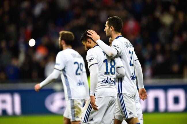 Des incidents perturbent l'avant-match Lyon-Besiktas