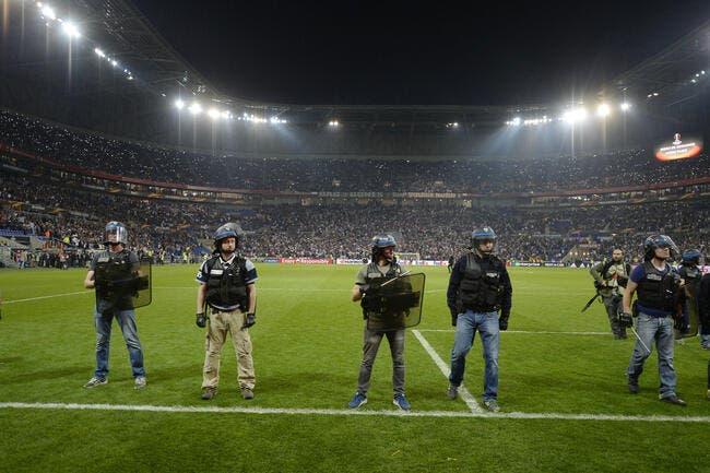 L'UEFA ouvre des procédures disciplinaires contre les deux clubs — Lyon-Besiktas