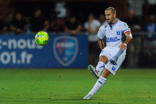 Lens - Auxerre : 0-1