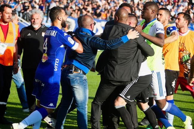 Incidents de Furiani: la vision d'un fan de Bastia