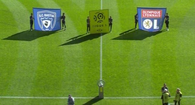 Vidéo: Les Lyonnais agressés lors des incidents à Bastia !
