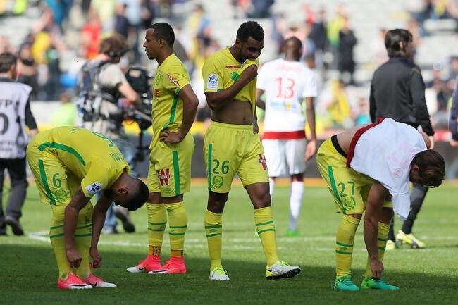 Nantes : Conceiçao plaide totalement coupable pour la défaite