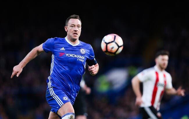 John Terry quittera Chelsea en fin de saison — Premier League