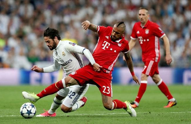 Football ligue des champions ldc real madrid bayern - Calendrier coupe d europe foot ...