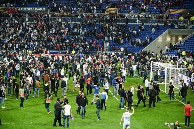 Football europa league uefa interdiction de coupe d 39 europe avec sursis pour l 39 ol et besiktas - Resultat coupe europa league ...