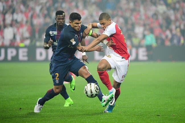 ASM: Martyrisé par Thiago Silva, Mbappé a fini au bord des larmes