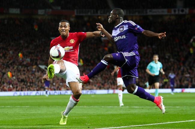 EL : Manchester United - Anderlecht : 2-1 ap