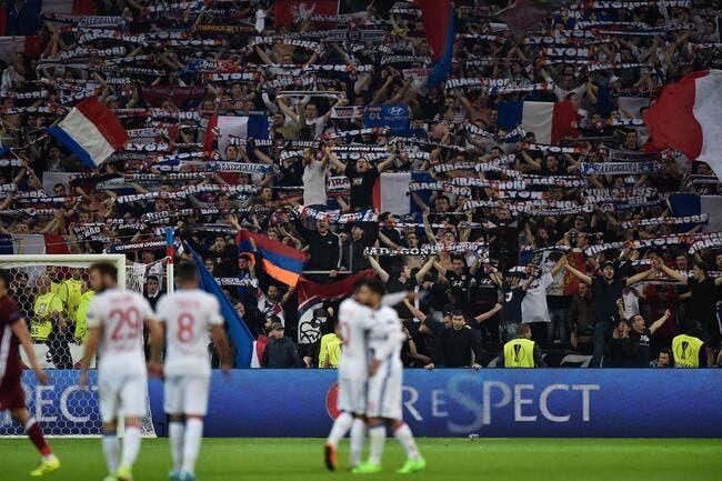 OL: Il y aura 16 supporters de Lyon à Besiktas