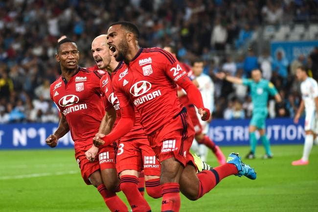 OL: Pour Besiktas, Lyon ressort sa tenue rouge