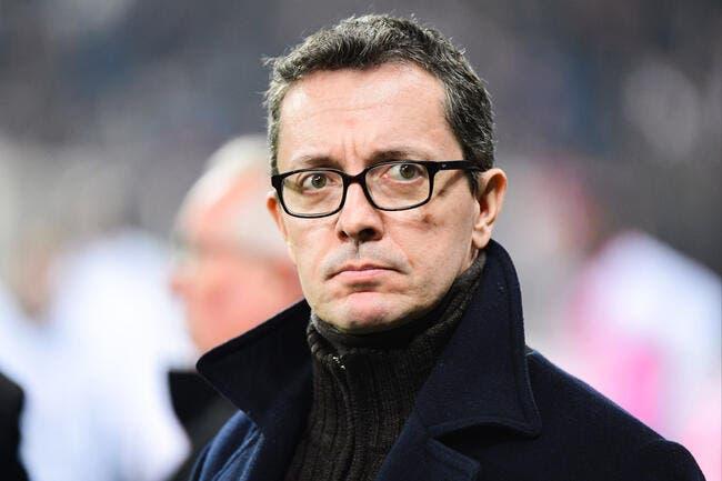 OM: «Fuck LFP», Eyraud confronté à un dilemme avec les fans