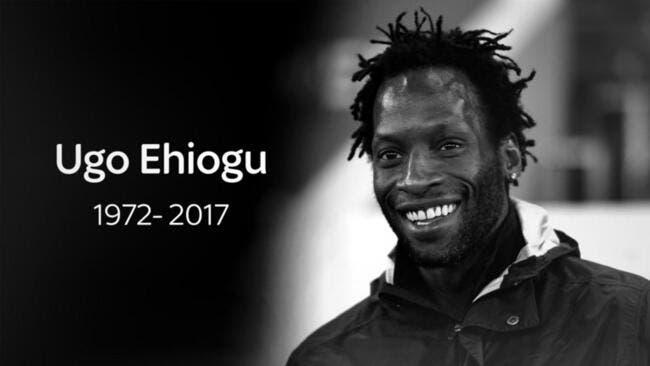 Décès d'Ugo Ehiogu, ancien international anglais