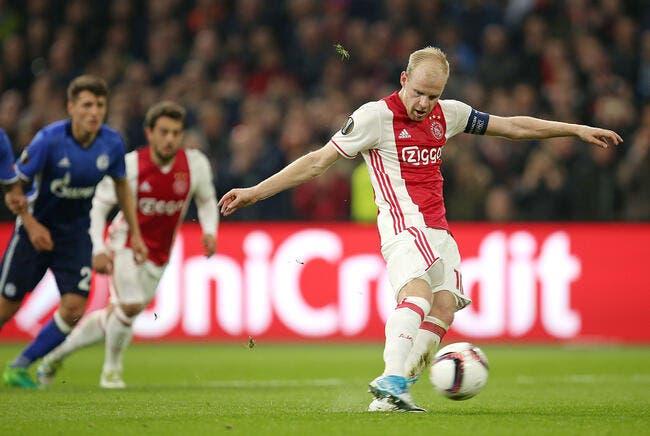 EL: L'Ajax Amsterdam sur la route de l'OL en demi-finales
