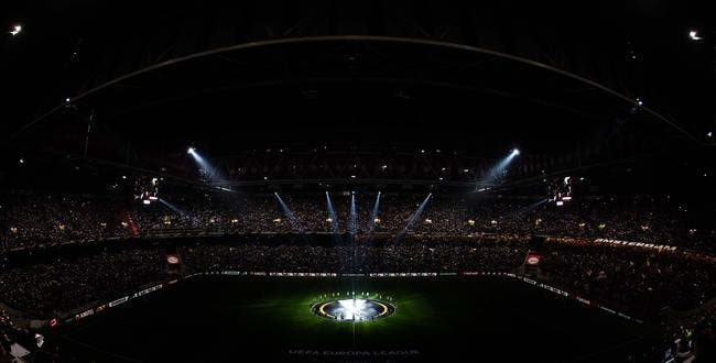 OL: Le match aller à Amsterdam décalé au mercredi!