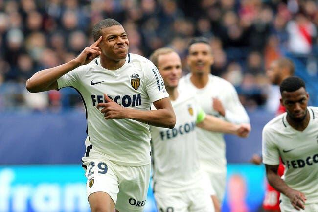 AS Monaco, PSG - Ligue 1 : Guy Roux choisit entre Mbappé et Cavani