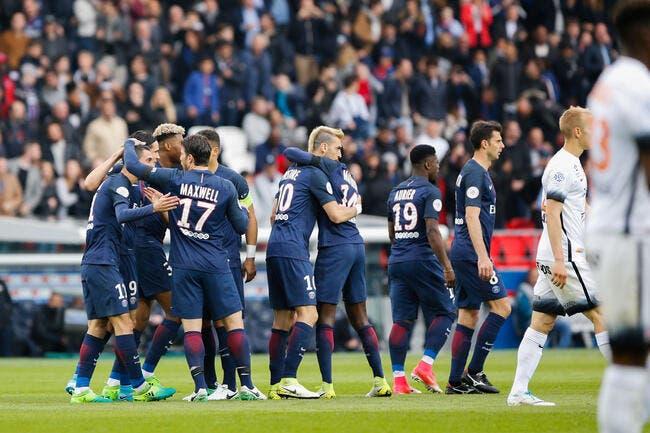 PSG : Paris est en tête, Monaco peut flipper lance Maxwell