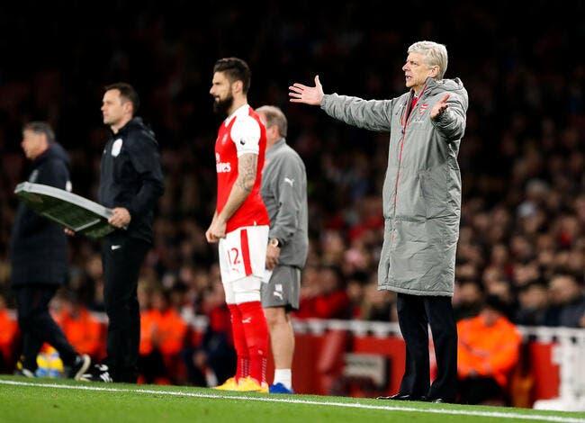 Arsenal pas approché pour Giroud — Mercato OM