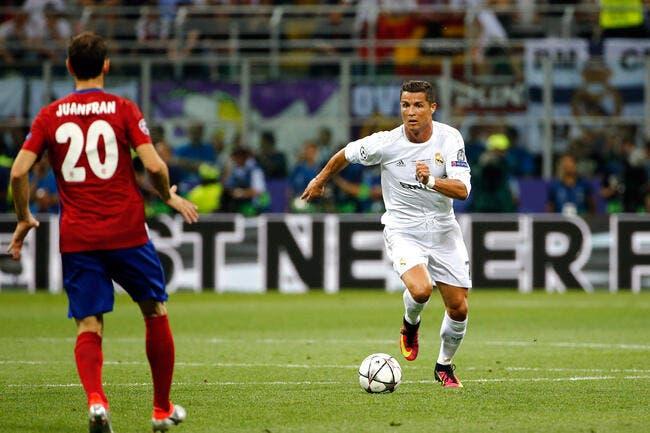 Real : Cristiano Ronaldo est fort, mais l'Atlético a un plan