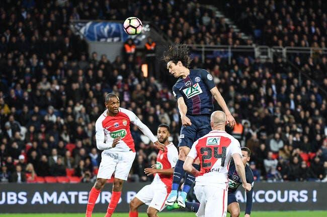Le PSG corrige un pauvre petit Monaco et va en finale