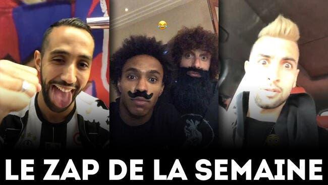 Memphis a un dentiste fou, le PSG trop connecté, Benzema en chanson