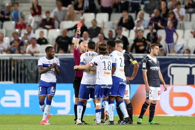 LFP : Bastia, PSG, TFC... Les décisions du 27 avril