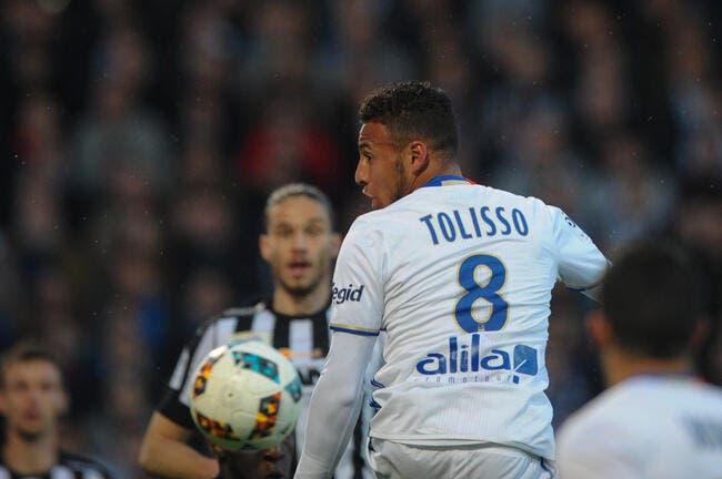 Lyon : Avec Tolisso... et Lacazette à Amsterdam