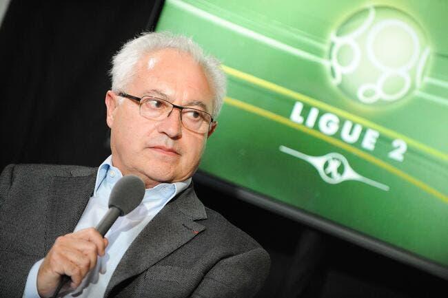 L2 : Auxerre annonce la démission à venir de son président