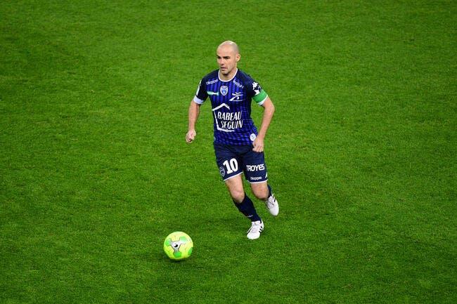 Troyes - Brest : 1-0