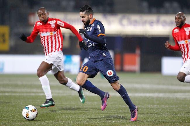 MHSC : Montpellier cède à 8,5ME pour Boudebouz