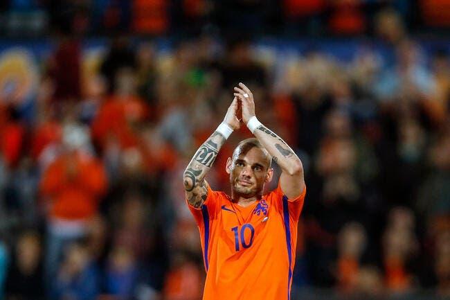 Nice : Eysseric vers la Fiorentina, Sneijder pour le remplacer ?