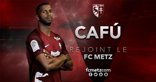 Officiel : Cafu signe pour 3 ans à Metz