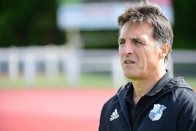 Officiel : Pélissier coach d'Amiens jusqu'en 2019