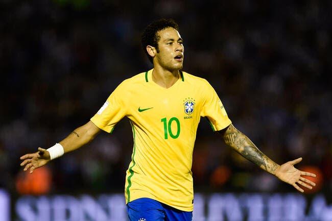PSG : Neymar attendu ce mardi...au Brésil ?