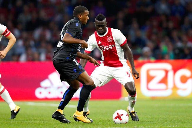 Ajax Amsterdam - Nice : 2-2