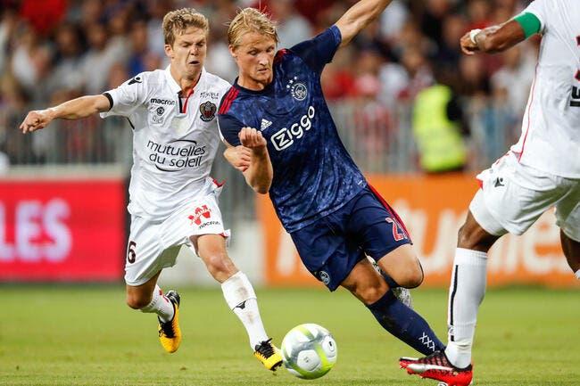 Ajax - Nice : Les compos (20h45 sur Canal+ Sport)