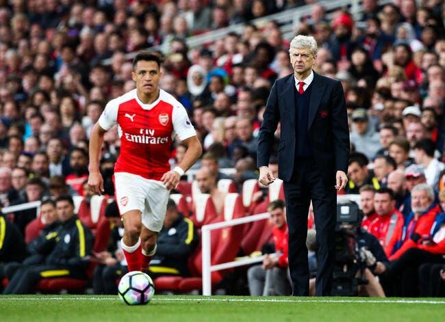 Mercato: Arsenal pose ses conditions pour libérer Alexis Sanchez