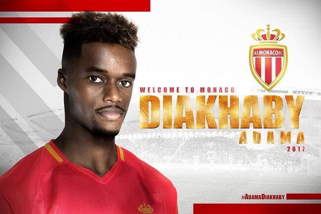 Officiel : Adama Diakhaby quitte Rennes et signe à Monaco