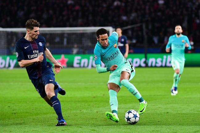 PSG : A Paris, Neymar gagnera 1 euro...par seconde