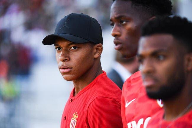 PSG : Mbappé aurait demandé un bon de sortie à Monaco ! Paris en pole !