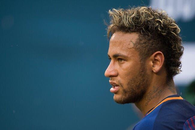 PSG : BeInSports annonce la signature de Neymar au PSG pour 5 ans !
