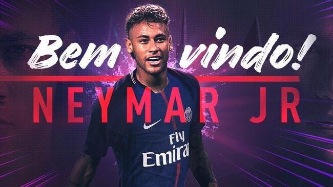 PSG : Nasser Al-Khelaifi heureux et fier d'avoir Neymar au PSG